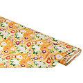 """Tissu popeline en coton bio """"Japon"""", multicolore"""