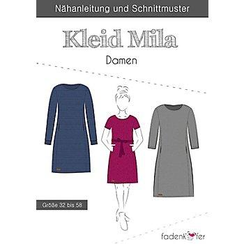 Fadenkäfer Schnitt 'Kleid Mila' für Damen