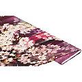 """Leichtstrick """"Blüten"""", lila-color"""