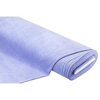 Tissu nicky, bleu lavande