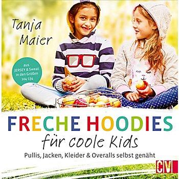 Buch 'Freche Hoodies für coole Kids'
