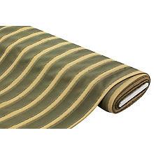 Feinstrick mit Glitzer, olivgrün/gold