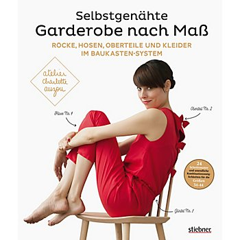 Buch 'Selbstgenähte Garderobe nach Maß'