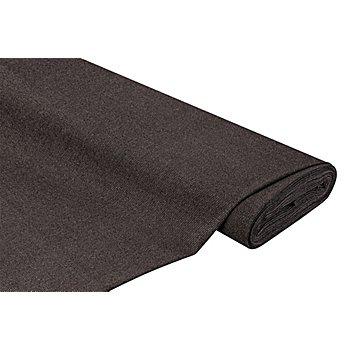 Webstoff mit Wolle, braun-color
