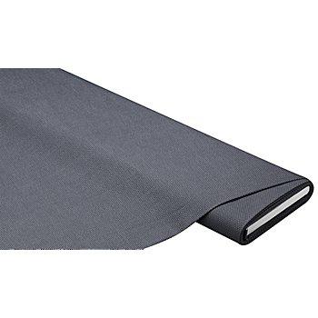 Baumwoll-Stretch mit kleinem Muster, grau/marine