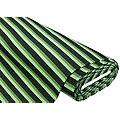 """Sweatstoff """"Streifen"""", grün-color"""