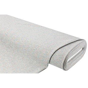 Glitzer-Sweat, grau-bunt meliert