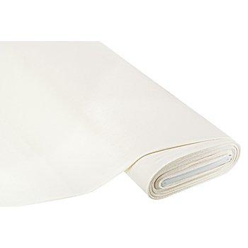 Tissu jersey à maille fine 'motif ajouré', blanc délavé