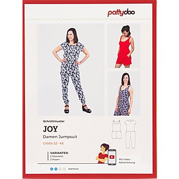 pattydoo Schnitt 'Jumpsuit Joy'