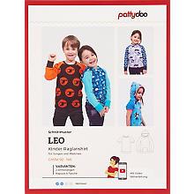 pattydoo Schnitt 'Raglanshirt Leo für Kinder'