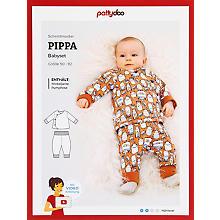 pattydoo Schnitt 'Babyset Pippa'
