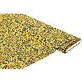 "Viskose-Blusenstoff – Javanaise ""Leo"", gelb-color"