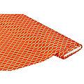 "Blusen-Satin ""Grafisch"", orange-color"
