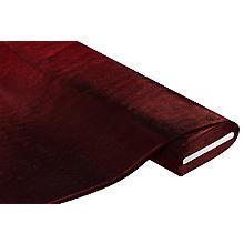 Glitzer-Jersey, schwarz/rot