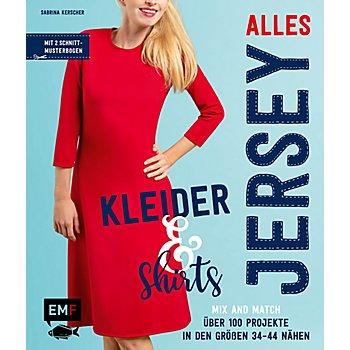 Buch 'Alles Jersey – Kleider & Shirts'