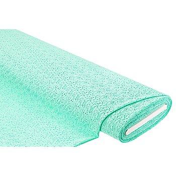 Elastischer Spitzenstoff 'Lace', mint