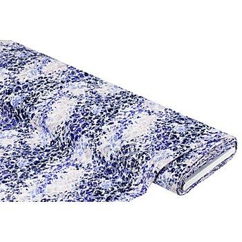 Blusen-Voile in Crinkle-Optik, lila-color