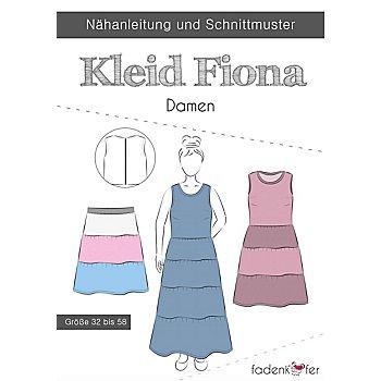 Fadenkäfer Schnitt 'Kleid Fiona' für Damen
