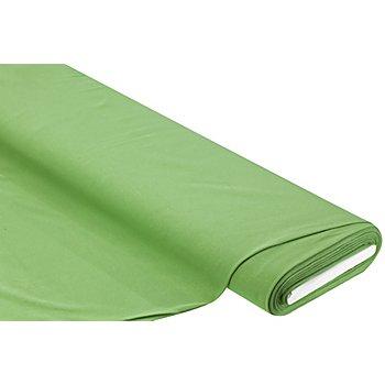 Tissu jersey coton biologique avec de l'élasthanne, vert olive