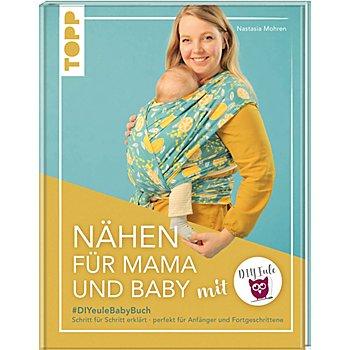 Buch 'Nähen für Mama und Baby mit DIY-Eule'