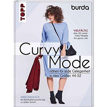 Buch 'Curvy Mode – nähen für jede Gelegenheit in den Größen 44–52'
