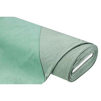 Melange-Softshell 'Mountain', mint