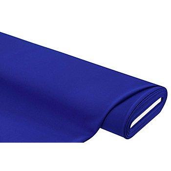 Tissu jersey crêpe / scuba, bleu roi
