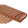 Tissu en crochet, multicolore