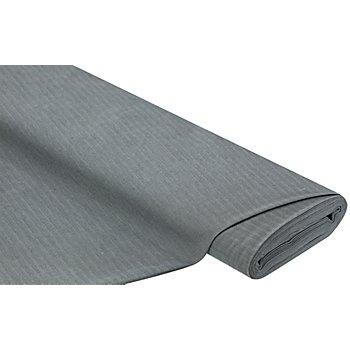 Tissu pour pantalons 'chevrons', gris
