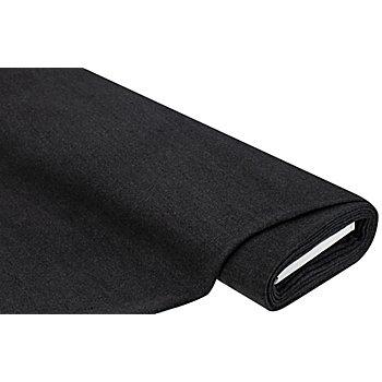 Tissu pour manteaux 'Bella', anthracite