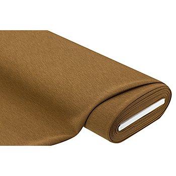 Elastik-Crêpe / Scuba, hellbraun
