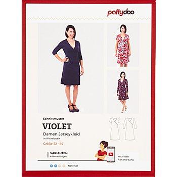 pattydoo Schnitt 'Jerseykleid Violet'