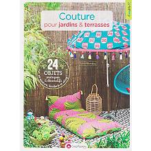 Livre 'Couture pour jardins & terasses'