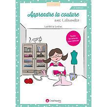 Livre 'Apprendre la couture avec Lalouandco'