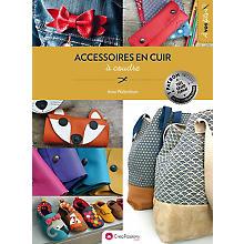 Livre 'Accessoires en cuir à coudre'
