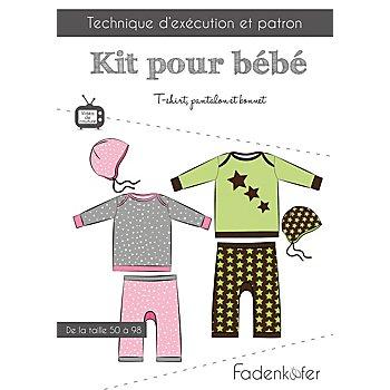 Fadenkäfer Patron 'kit pour bébé'