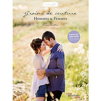 Livre 'Grains de couture pour hommes & femmes'