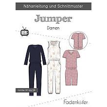 Fadenkäfer Schnitt 'Jumper' für Damen