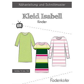 Fadenkäfer Schnitt 'Kleid Isabell' für Kinder