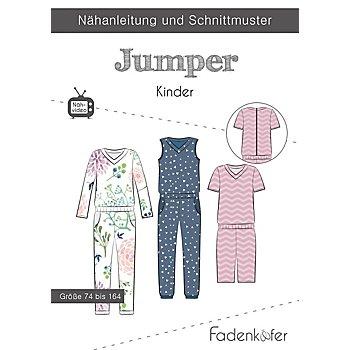 Fadenkäfer Schnitt 'Jumper' für Kinder