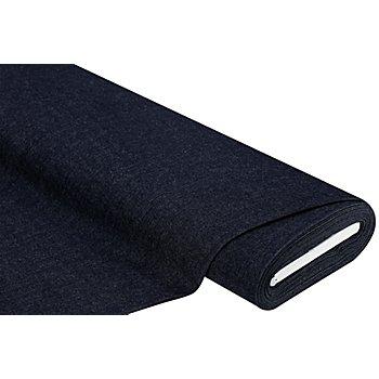 Tissu jeans / denim, marine