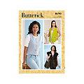 """Butterick Patron B6745 """"Gilet"""" pour femmes"""