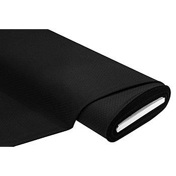 Elastik-Jersey 'Schuppenmuster' für Sportswear, schwarz