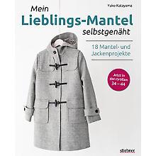 Buch 'Mein Lieblings-Mantel selbstgenäht – 18 Mantel- und Jackenprojekte'