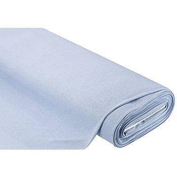 Leichter Strickstoff mit Waffelstruktur, hellblau
