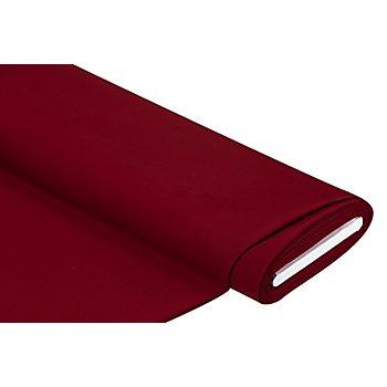 Tissu pour pantalons extensible, bordeaux
