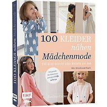 Buch '100 Kleider nähen Mädchenmode'