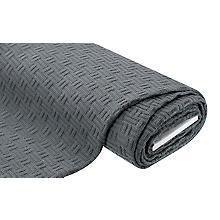 Tissu maille, gris foncé