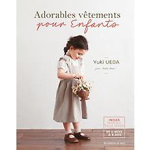 Livre 'Adorables vêtements pour enfants'