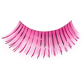 FANTASY Wimpern, rosa